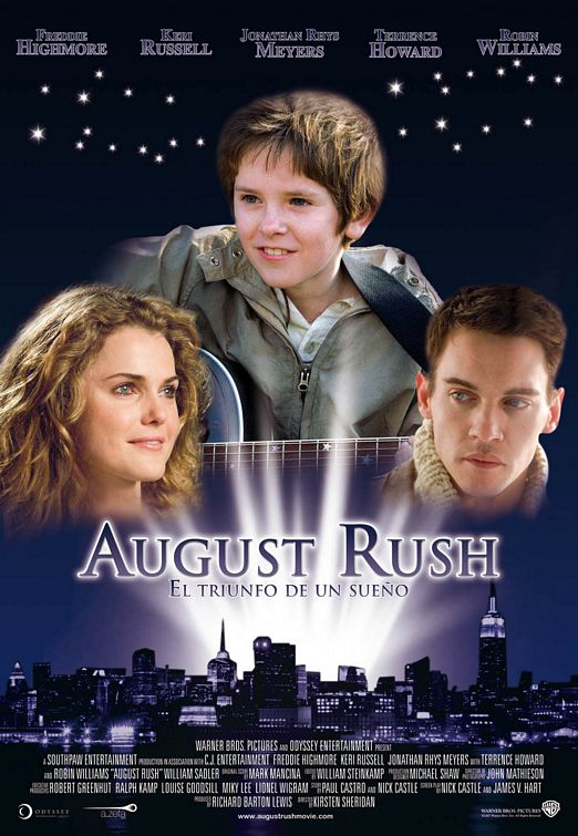 august rush movie critique Write a 3-page (does not include title page or reference page) critique of ada (american's with disabilities act) and affirmative action based.