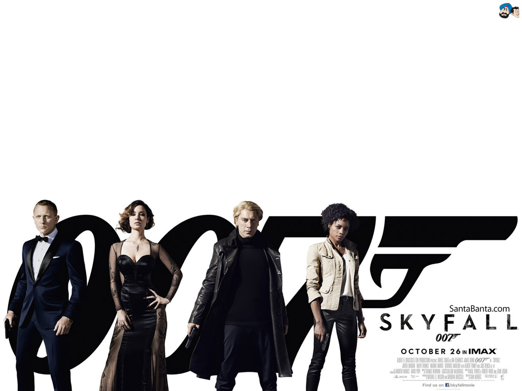 Skyfall | Movie Reviews Daniel Craig
