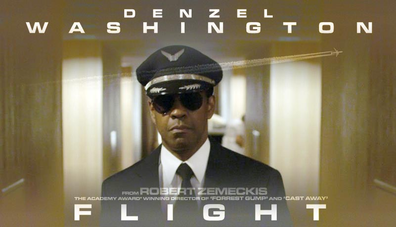 flight denzel washington summary