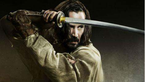 Keanu Reeves.. A Samurai?