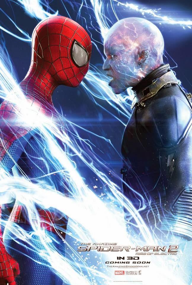 Spidey vs Electro